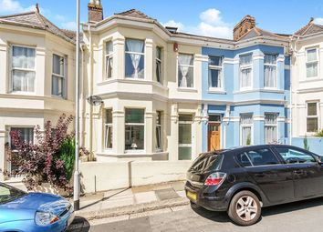 Thumbnail 4 bed terraced house for sale in Holland Road, Peverell, Plymouth