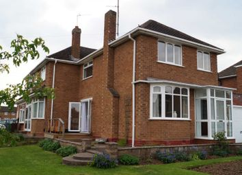 Thumbnail 3 bed semi-detached house to rent in Linsey Road, Solihull