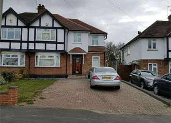 Thumbnail 5 bed semi-detached house to rent in Oaklands Avenue, Watford, Hertfordshire