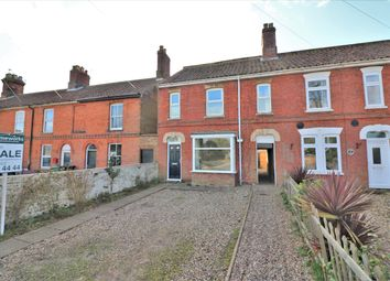 Thumbnail 3 bed end terrace house for sale in Norwich Road, Dereham
