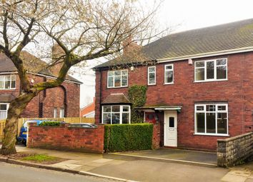 Thumbnail 3 bed semi-detached house to rent in 23 Summerville Avenue, Trent Vale, Stoke On Trent