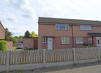 Thumbnail 2 bed end terrace house for sale in Greenside Road, Carlisle