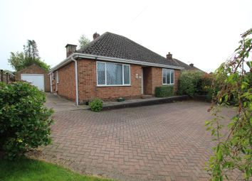 Thumbnail 2 bed bungalow for sale in Rosliston Road, Walton-On-Trent, Swadlincote