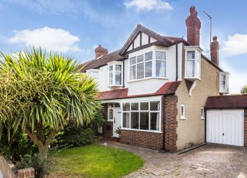3 bed semi-detached house for sale in Westway, Raynes Park, London SW20