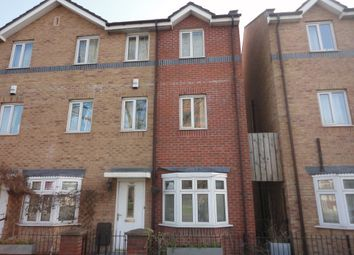 Thumbnail 4 bedroom property to rent in Stretford Road, Hulme, Manchester