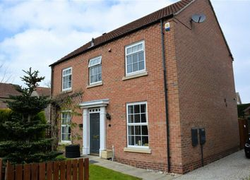 Thumbnail 4 bed detached house for sale in Grange House, 1 Grange Farm Close, Barlby