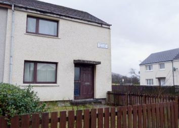 Thumbnail 2 bed semi-detached house for sale in 23, Banavie Road, Caol, Fort William