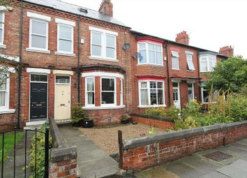 Thumbnail 4 bed terraced house for sale in Woodland Terrace, Darlington, Durham