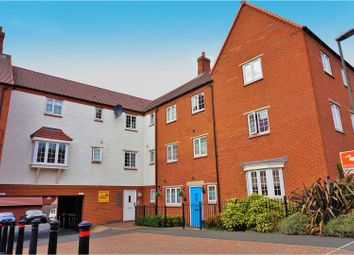 Thumbnail 2 bed flat for sale in Salford Way, Church Gresley