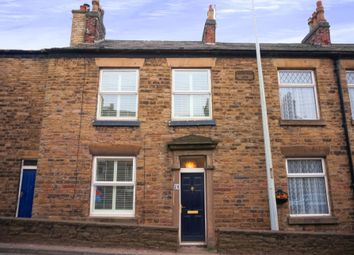 Thumbnail 2 bed terraced house for sale in Rainow Road, Macclesfield