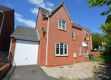 Thumbnail 3 bedroom detached house for sale in Westley Street, Dudley