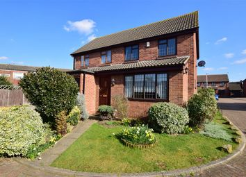 Thumbnail 2 bed semi-detached house for sale in Campion Close, Northfleet, Gravesend, Kent