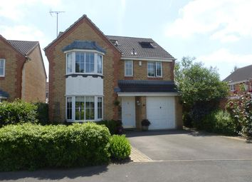 Thumbnail 5 bedroom detached house for sale in Paddick Drive, Lower Earley, Reading