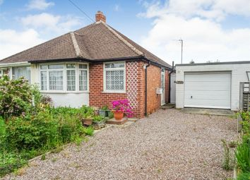 Thumbnail 2 bed semi-detached bungalow for sale in Havelock Road, Hucclecote, Gloucester