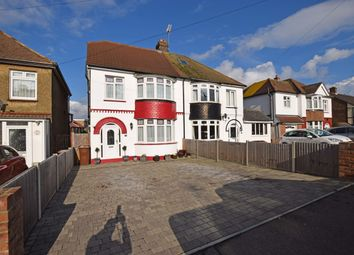 Thumbnail 4 bedroom semi-detached house for sale in Begonia Avenue, Rainham