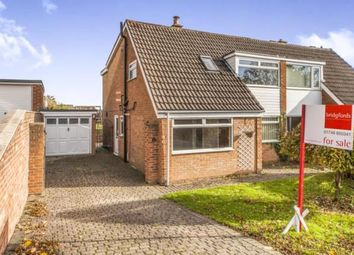 Thumbnail 3 bedroom semi-detached house for sale in Cross Lanes, Richmond, North Yorkshire