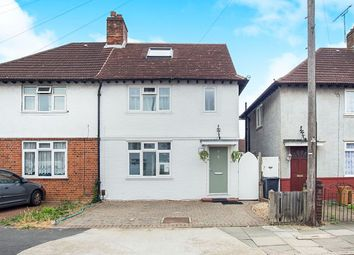 Thumbnail 4 bed semi-detached house for sale in Douglas Road, Norbiton, Kingston Upon Thames