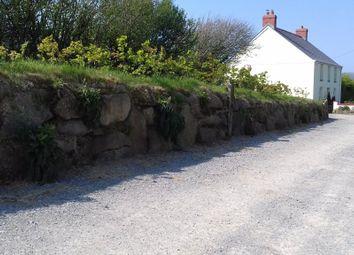 Thumbnail 4 bed farmhouse for sale in Llangolman, Pembrokeshire