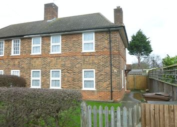 Thumbnail 3 bed semi-detached house for sale in Martin Way, London