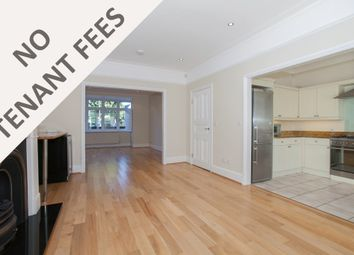 Thumbnail 4 bed flat to rent in Roseneath Road, London