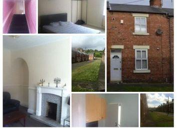 Thumbnail 2 bed terraced house for sale in Barwick Street, Easington Colliery, Peterlee