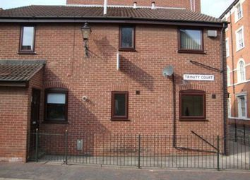 Thumbnail 1 bedroom flat to rent in Trinity Court, City Centre