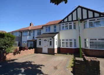 Thumbnail 3 bed terraced house for sale in Hall Farm Drive, Whitton, Twickenham