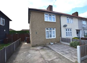 Thumbnail 2 bed end terrace house for sale in Croppath Road, Dagenham