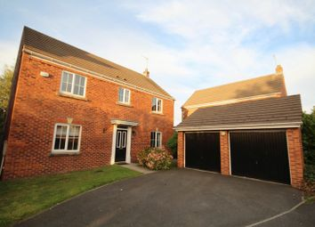 Thumbnail 4 bed detached house for sale in Tangmere Avenue, Hopwood, Heywood
