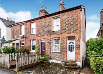 Thumbnail 2 bed end terrace house for sale in Howard Road, Reigate