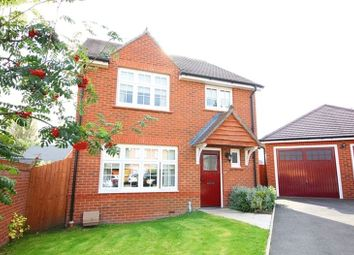 Thumbnail 4 bed detached house for sale in Leyfield Way, Broadgreen, Liverpool