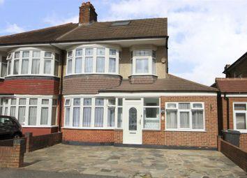 Thumbnail Semi-detached house for sale in Rosebury Vale, Ruislip