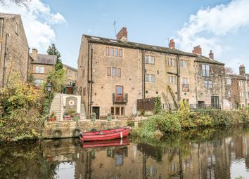 Thumbnail 4 bed end terrace house for sale in Town Street, Rodley, Leeds