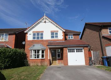 Thumbnail 4 bedroom detached house to rent in Clos Beaumaris, Bodelwyddan, Rhyl