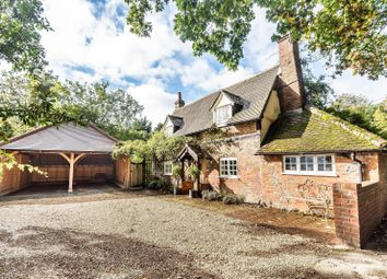 Thumbnail 4 bed detached house for sale in Dog Lane, Peppard Common, Henley-On-Thames