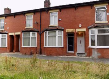 Thumbnail 3 bed terraced house for sale in Glencastle Road, Gorton, Manchester