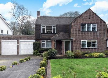 Thumbnail 4 bed detached house for sale in Fallowfield, Stanmore