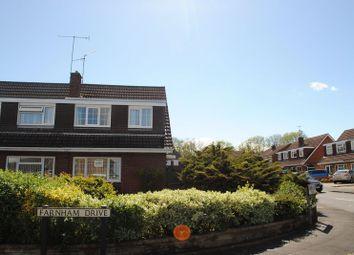 Thumbnail Semi-detached house for sale in Farnham Drive, Rushden
