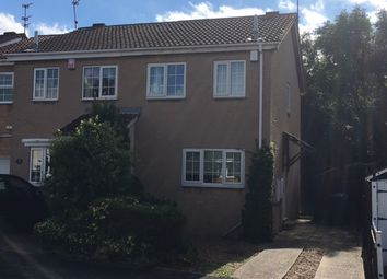 Thumbnail 2 bed semi-detached house to rent in Crossfield Drive, Skellow