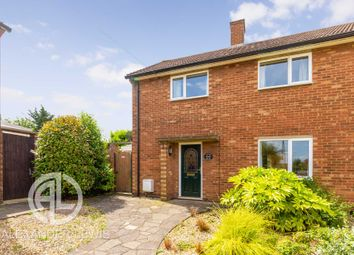 Thumbnail 3 bed end terrace house for sale in Northfields, Letchworth Garden City