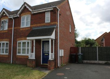 Thumbnail 2 bedroom semi-detached house for sale in Puppy Green, Tipton