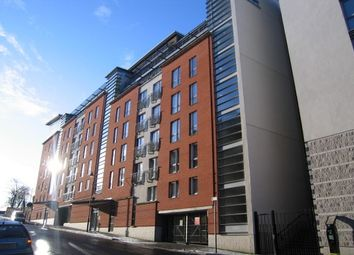 Thumbnail 2 bedroom flat to rent in Ropewalk Court, Upper College Street, Nottingham