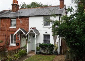 Thumbnail 2 bed end terrace house to rent in Holt Lane, Hook