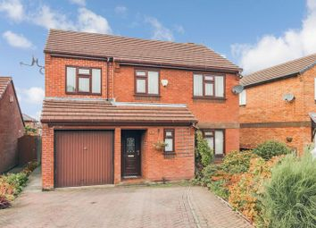 Thumbnail 4 bed detached house for sale in Halsall Close, Bury