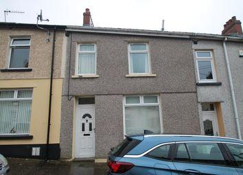 Thumbnail 3 bed terraced house for sale in Bryn Seion Street, Rhymney, Tredegar, Blaenau Gwent