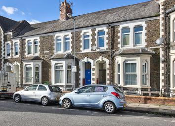 Thumbnail 2 bed flat for sale in Neville Place, Cardiff, Glamorgan