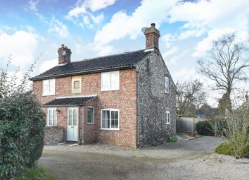 Thumbnail 2 bedroom cottage for sale in Orchard Cottages, St. Giles Road, Swanton Novers, Melton Constable