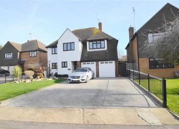 Thumbnail 5 bed detached house for sale in Sharnbrook, North Shoebury, Essex
