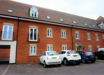 Thumbnail 2 bed flat for sale in Veale Drive, Exeter