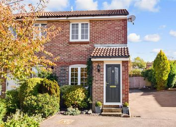 Thumbnail 2 bed semi-detached house for sale in Tillington Gardens, Clanfield, Waterlooville, Hampshire